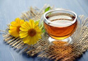 Chamomile and kratom to protect your stomach when taking kratom